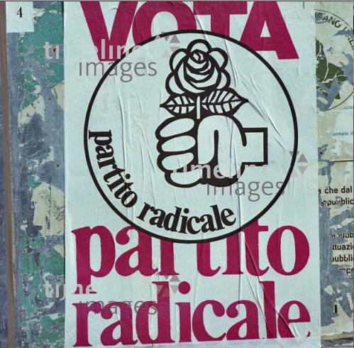 VOTA PARTITO RADICALE